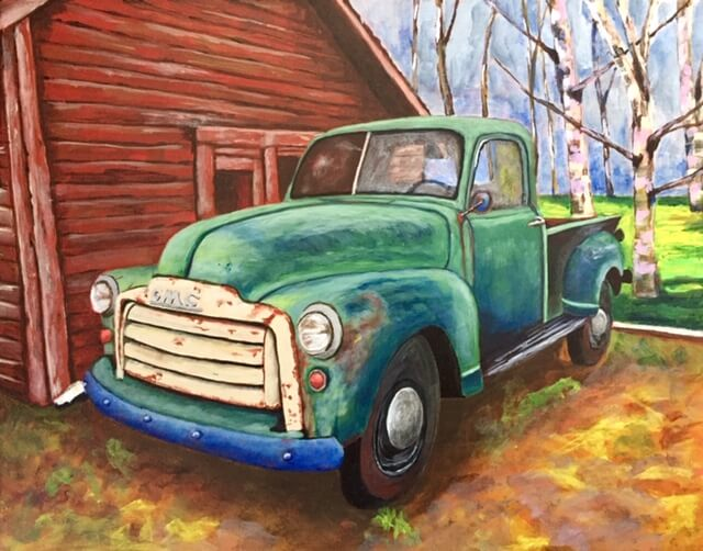 1952 GMC Pick Up - ORIGINAL