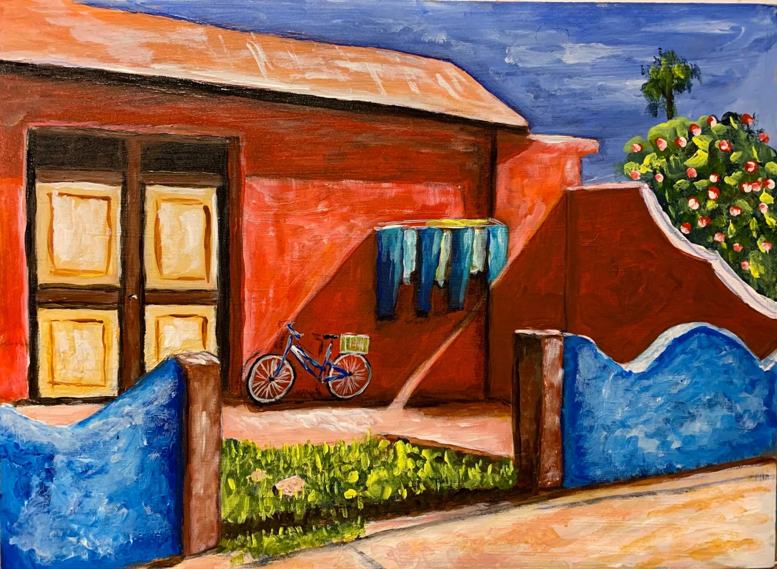 Cuban Home- ORIGINAL