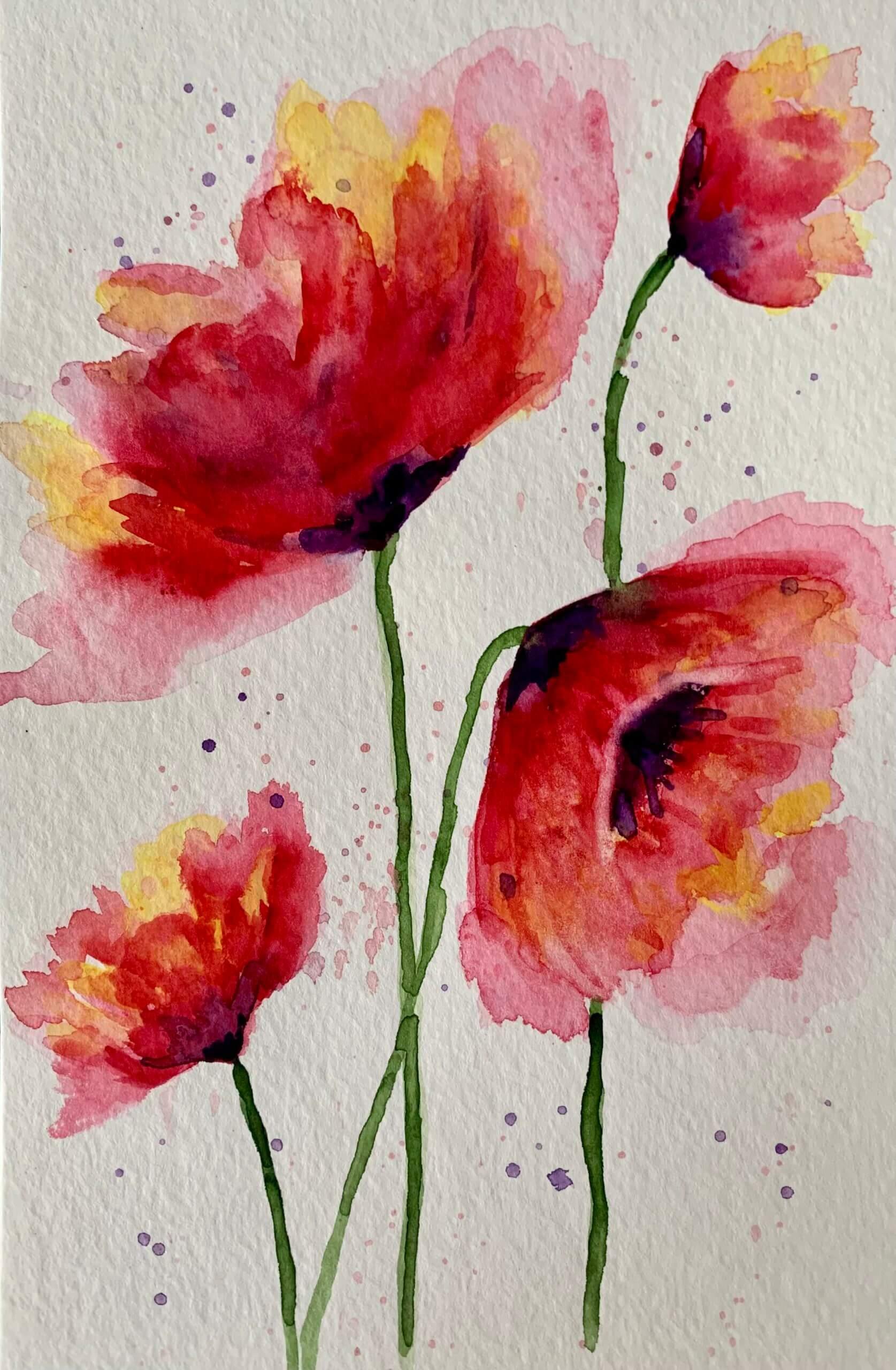 Poppies - ORIGINAL